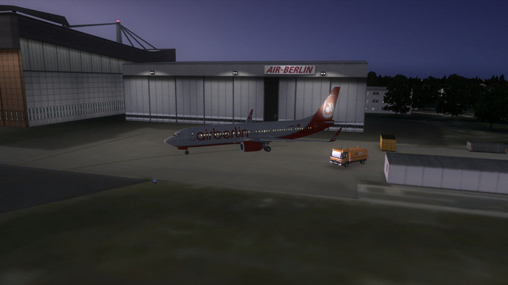 Air Berlin Hangar