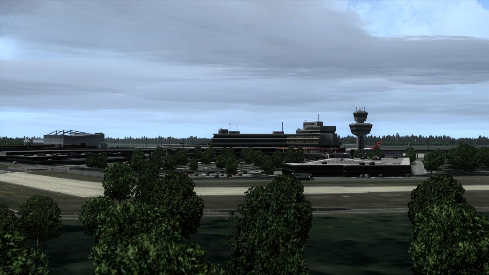 Taxiway PW