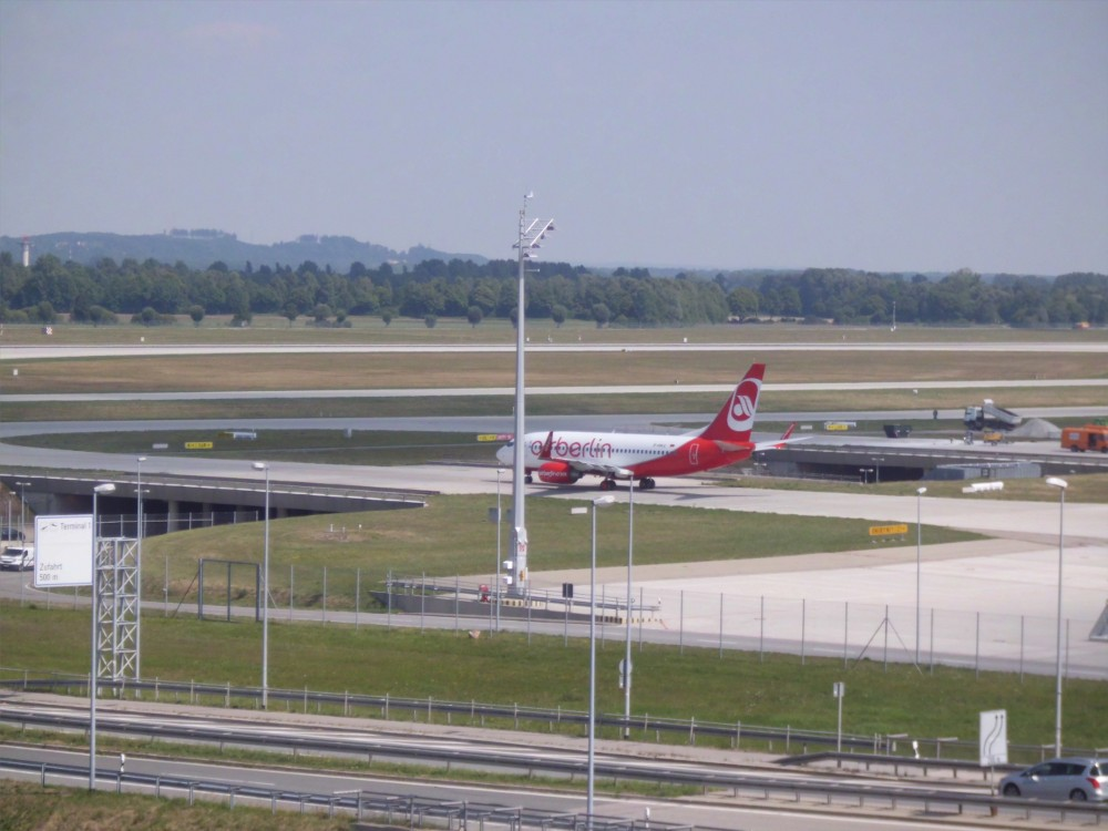 Air Berlin D-ABLE